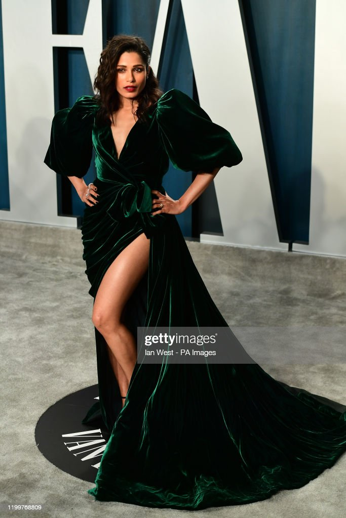 The 92nd Academy Awards - Vanity Fair Party - Los Angeles : News Photo