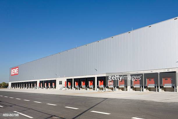 REWE freight distribution hub, Logistikzentrum