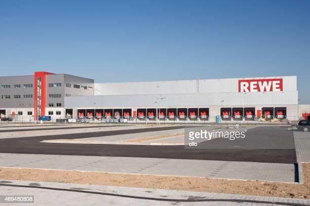 REWE Fracht Vertrieb hub, Logistikzentrum