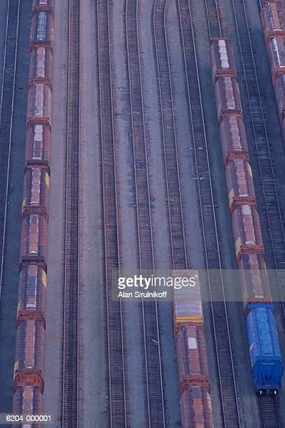 freight locomotives - sirulnikoff stock pictures, royalty-free photos & images