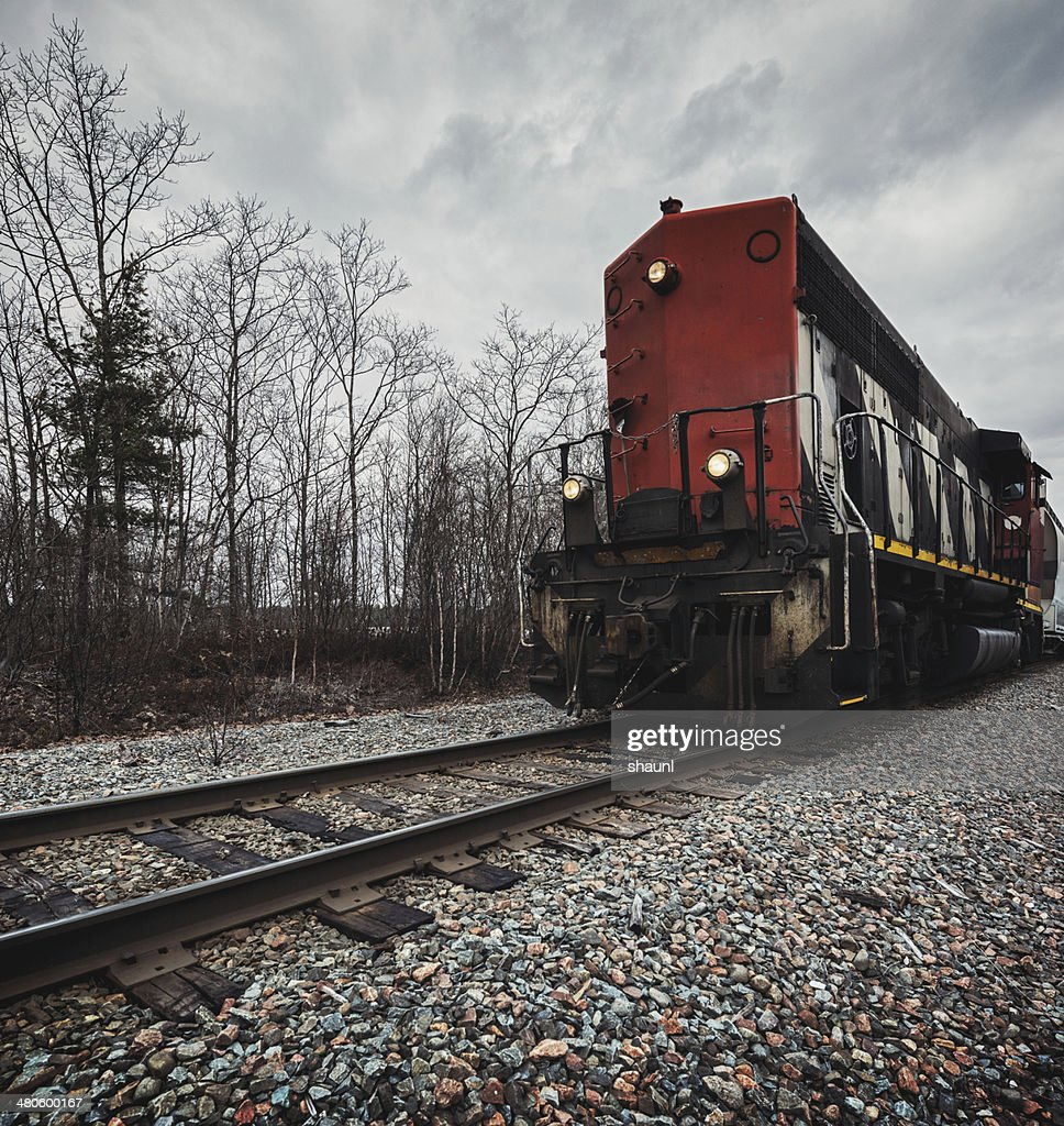 Freight Train : Stock Photo
