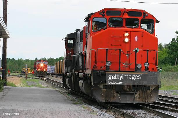 Güterzugverkehr