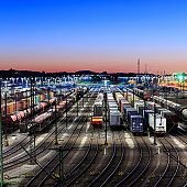 Freight Trains, Waggons and Railways