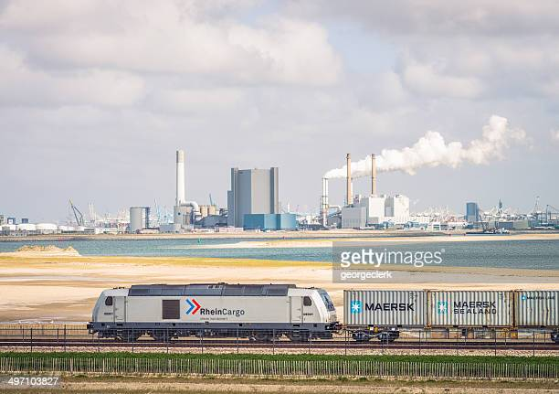 freight transportation by rail - rail freight stock pictures, royalty-free photos & images