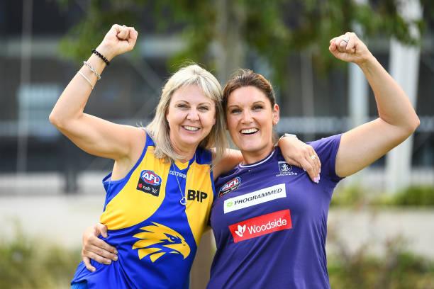 AUS: AFLW Rd 6 - Western Coast v Fremantle