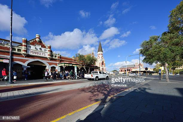 Fremantle Markets and South Terrace, Perth, Australia
