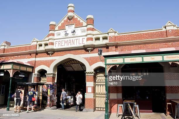 フリマントルマーケット - フリーマントル ストックフォトと画像