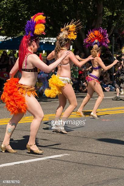 Fremont Dancing