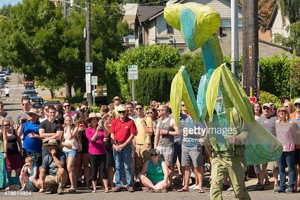 Fremont Praying Mantis