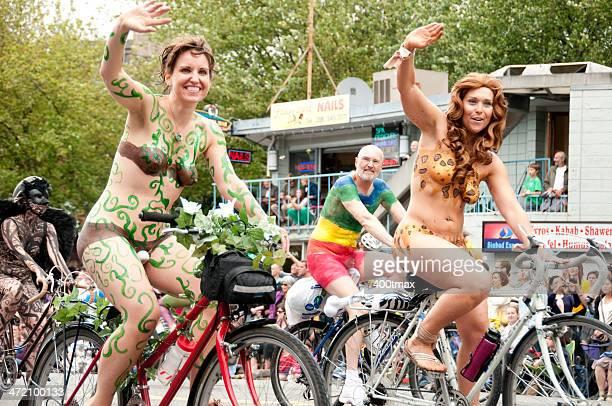 Fremont-Sonnenwende Parade