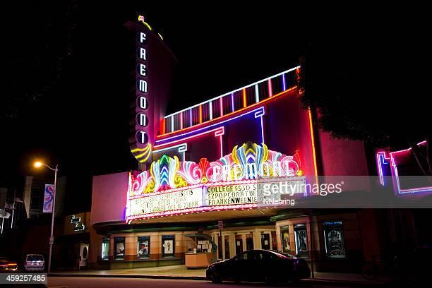 Fremont Theater, San Luis Obispo, California