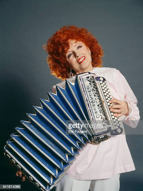 French Accordionist Yvette Horner