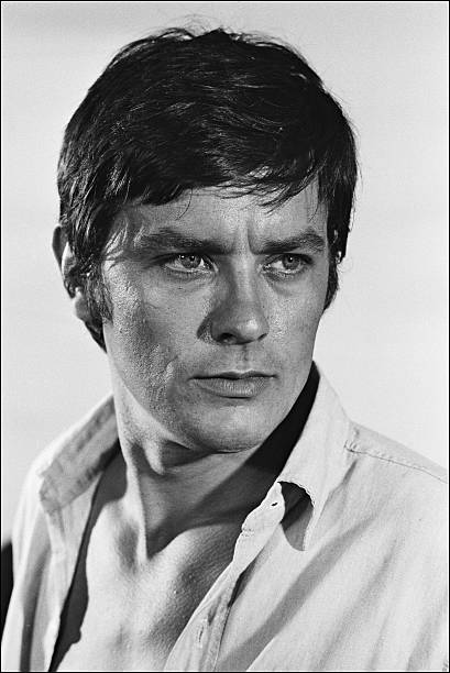 In profile alain delon photos and images getty images for La piscine full movie