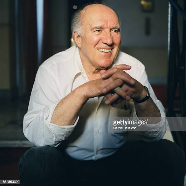 French actor and director Michel Piccoli