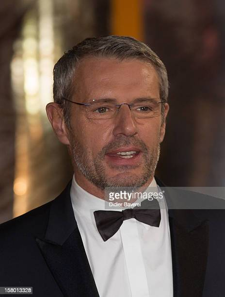 French actor and jury member Lambert Wilson attends the closing ceremony at the 12th International Marrakech Film Festival on December 8 2012 in...