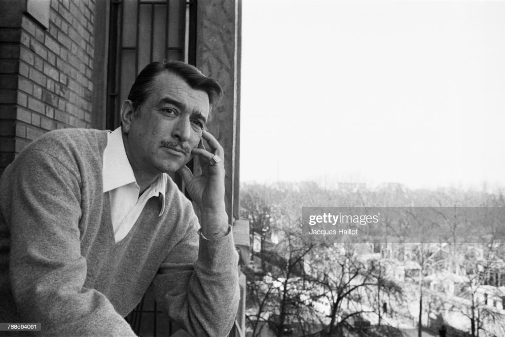 French actor Armand Mestral : News Photo