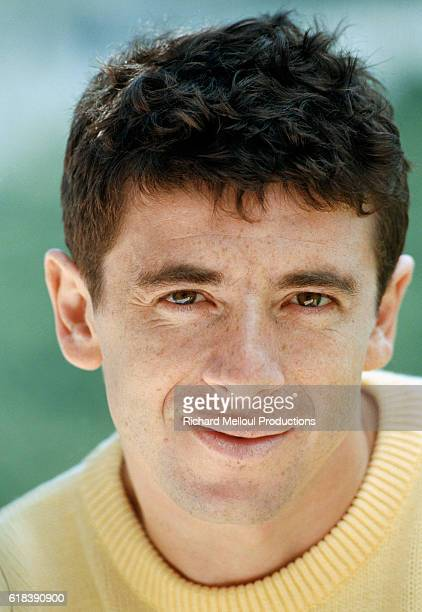 French Actor and Singer Patrick Bruel