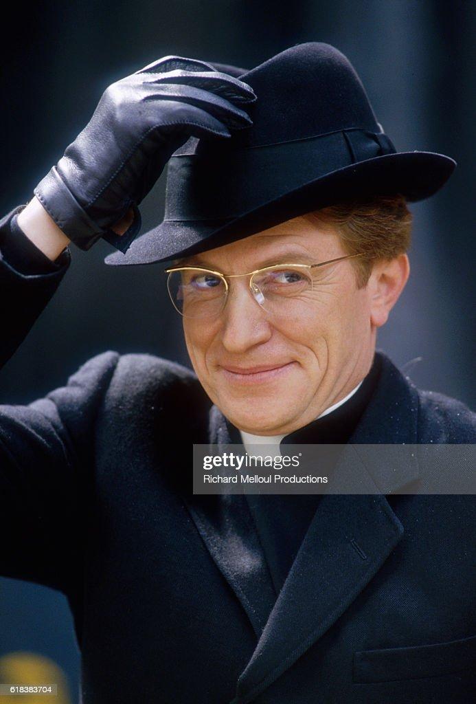 French Actor André Dussollier : Photo d'actualité