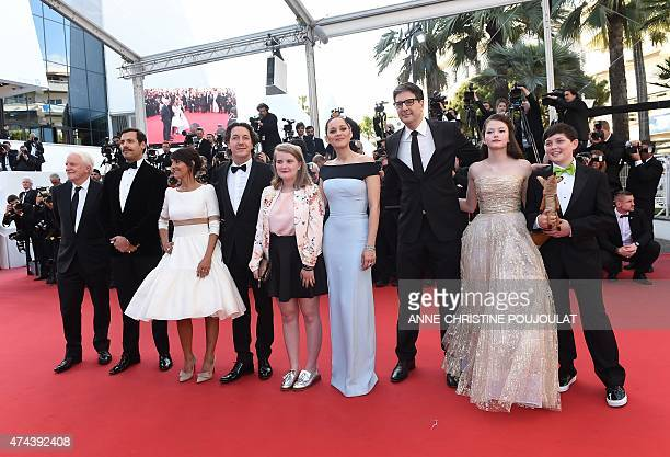 French actor Andre Dussollier French actor Laurent Lafitte French actress Florence Foresti French actor Guillaume Gallienne French actress Clara...