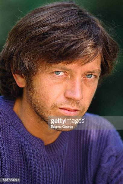 French Actor Bernard Giraudeau