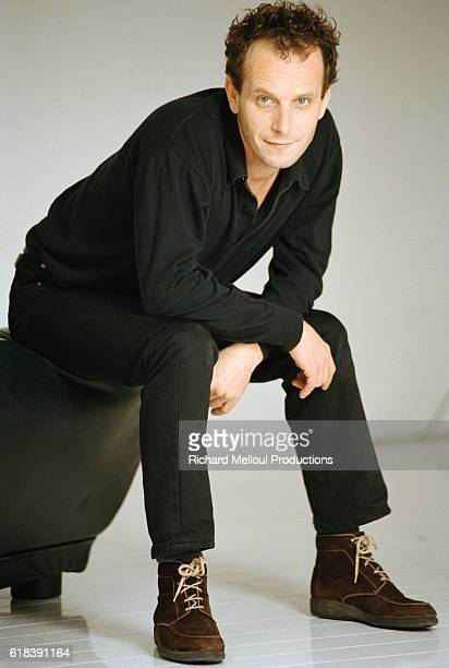 French Actor Charles Berling