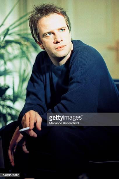 French Actor Christophe Lambert