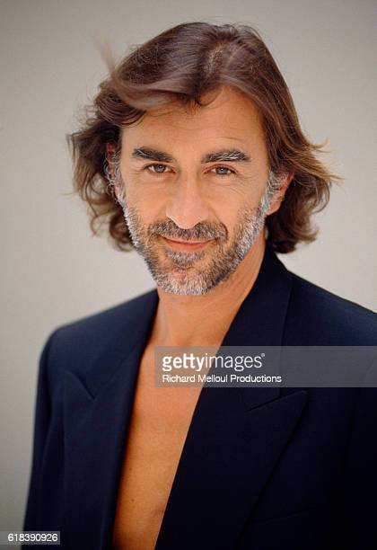 French Actor Christophe Malavoy