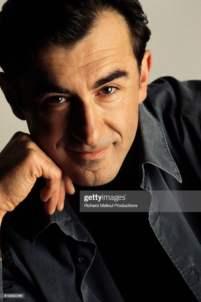 French Actor Christophe Malavoy : Photo d'actualité