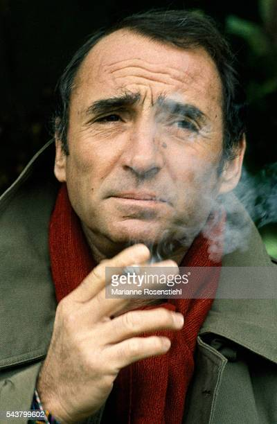 French actor Claude Brasseur