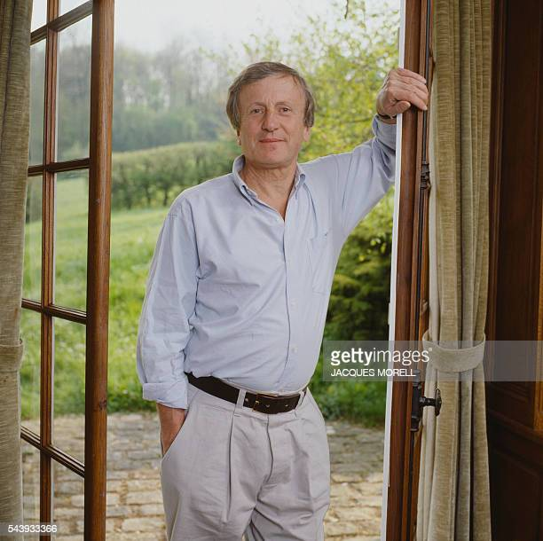 French actor Claude Rich