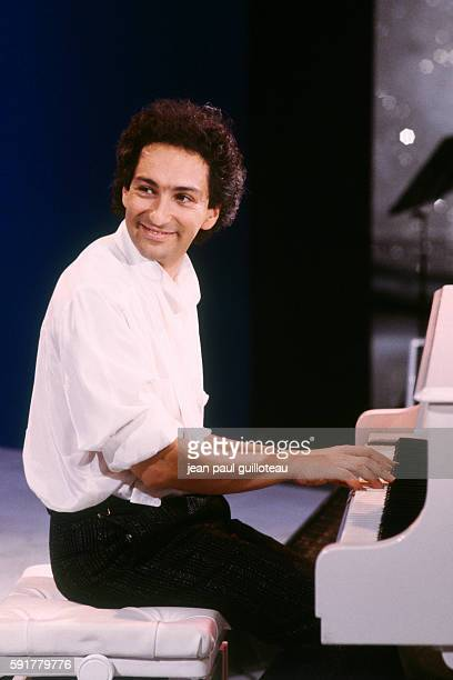French Actor Composer and Musician Michel Berger