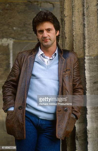 French Actor Daniel Auteuil