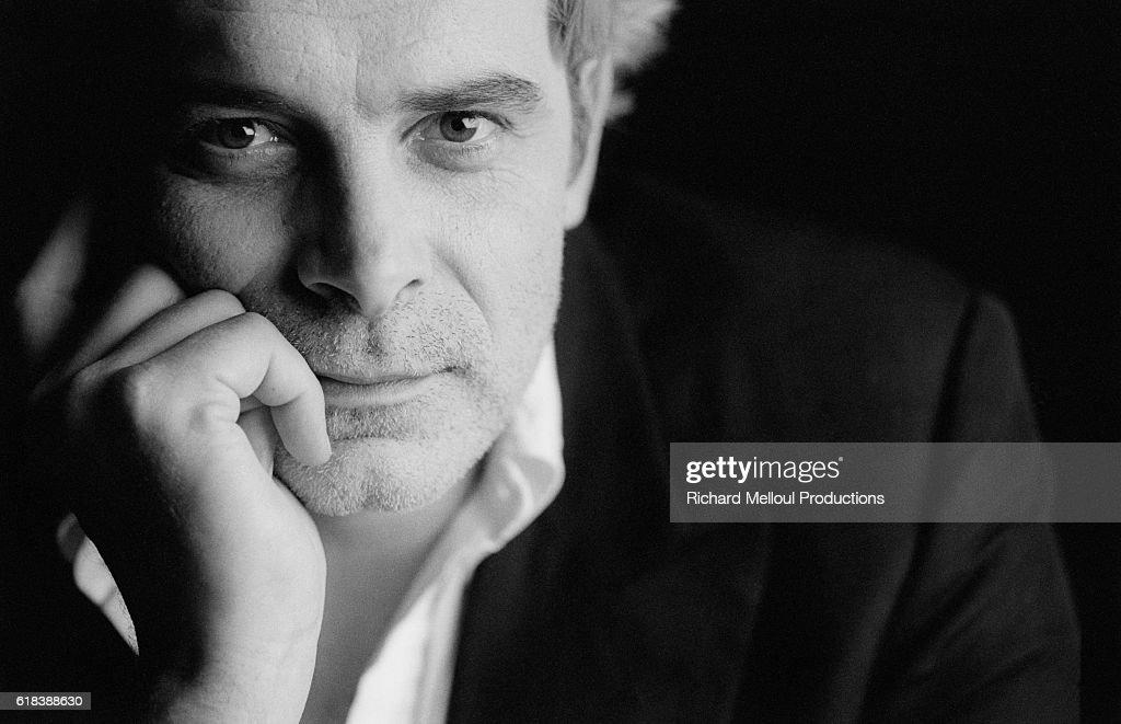 Actor Jacques Weber : Photo d'actualité