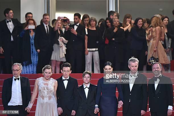 French actor Fabrice Luchini Italian actress Valeria Bruni Tedeschi French actor Brandon Lavieville French actress Raph French actress Juliette...