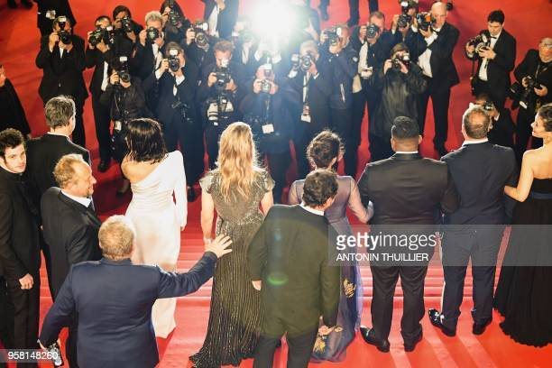 French actor Felix Moati Belgian actor Benoit Poelvoorde French actress Leila Bekhti Belgian actress Virginie Efira French actress Noee Abita actor...