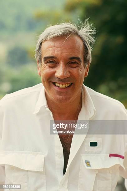 French Actor Franck Fernandel