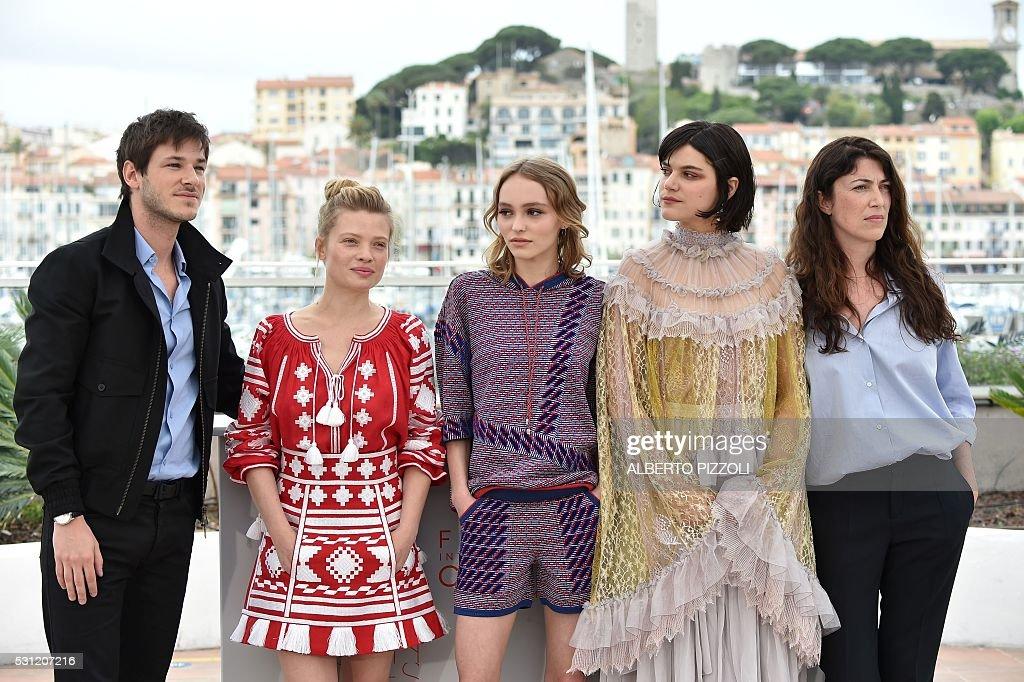 FRANCE-CANNES-FILM-FESTIVAL-ENTERTAINMENT : News Photo
