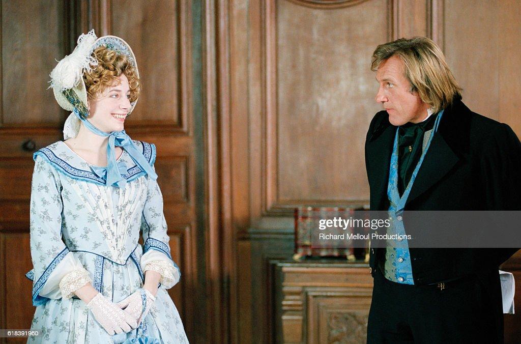 On Set of Le Comte de Monte-Cristo : Photo d'actualité