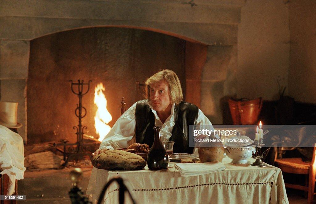 "Set of ""Le Comte de Monte Cristo"" : Nachrichtenfoto"