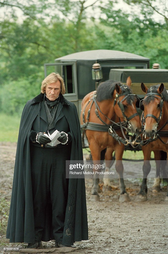 "Set of ""Le Comte de Monte Cristo"" : Photo d'actualité"