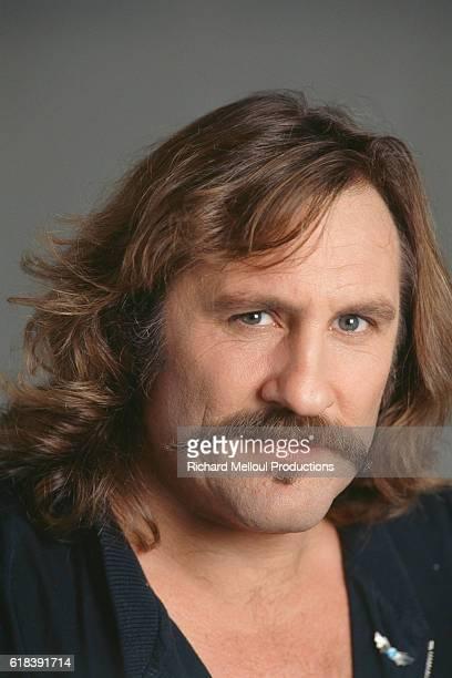 French Actor Gerard Depardieu