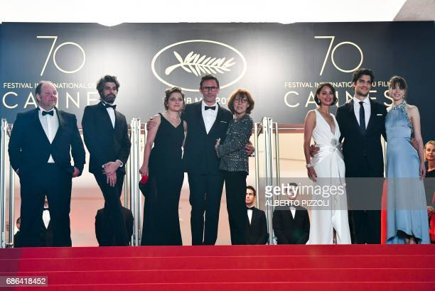 French actor Gregory Gadebois French actor Misha Lescot French producer Florence Gastaud French director Michel Hazanavicius French actress/director...