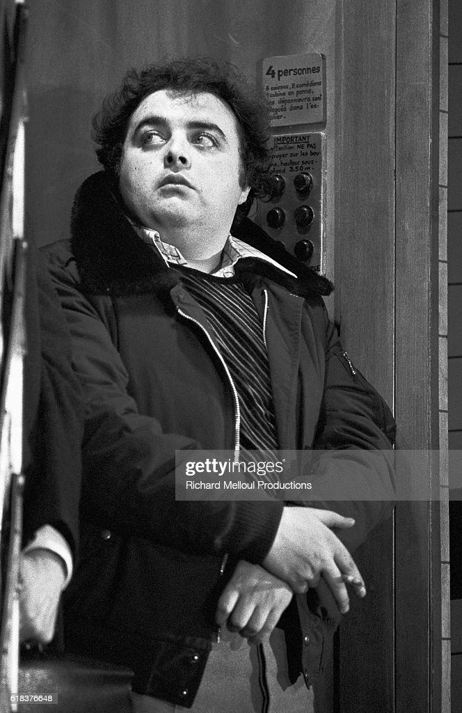 French Actor Jacques Villeret : Photo d'actualité
