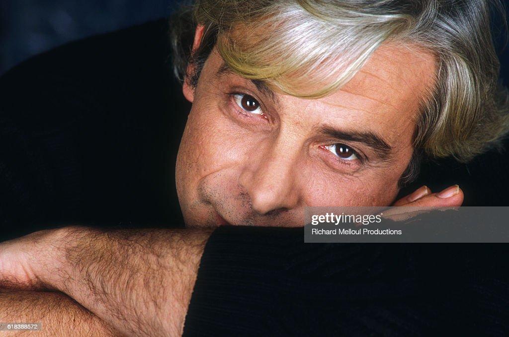 French Actor Jacques Weber : Photo d'actualité
