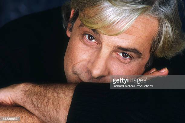 French Actor Jacques Weber