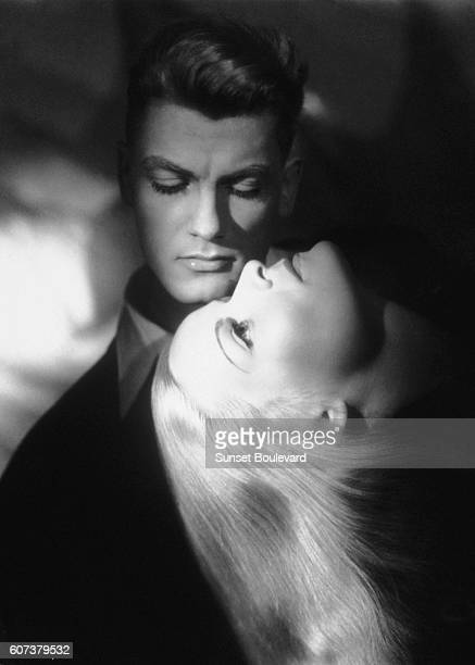 French actor Jean Marais and Madeleine Sologne