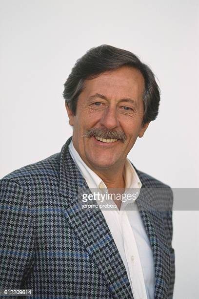 3658f443b07 French actor Jean Rochefort for the film Le Bal des CassePieds directed by  Yves Robert