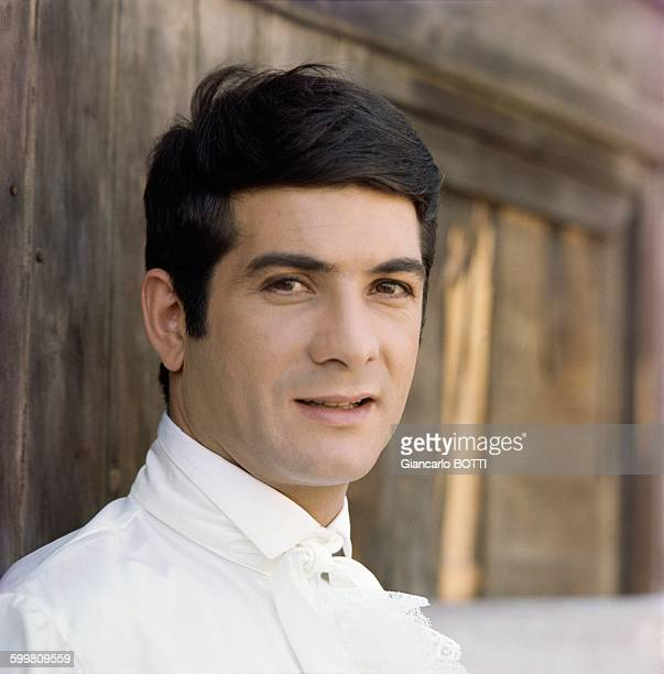 French actor JeanClaude Brialy in France circa 1960