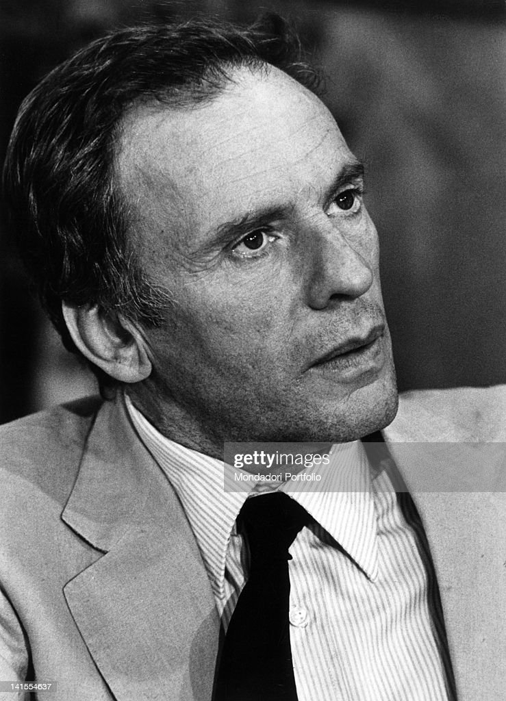 Jean-Louis Trintignant On The Set Pictures | Getty Images