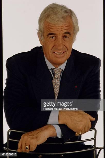 French Actor JeanPaul Belmondo